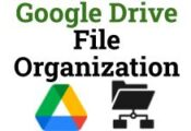 Google Drive File Organization