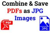 Batch Save PDFs as JPGs