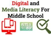 Digital and Media Literacy For Middle School